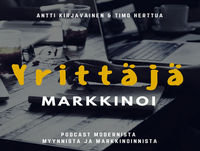 EP9 - Maksettu mainonta - Krista Pohjanlehto (Kinspiring.com & Widespace)