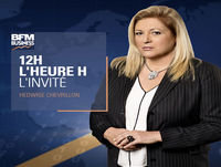 BFM : 29/06 - 12h, l'heure H : L'interview de Pierre Gattaz