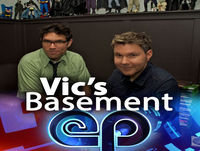 Episode 221, Vic's Basement – Punishing the Justice League!