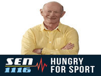 Brett Phillips; SEN Tennis Commentator on Hungry for Sport