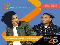 LOS40 BlackJack (19/11/2017 - Tramo de 21:00 a 22:00)
