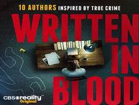 WRITTEN IN BLOOD: Marnie Riches