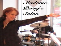 Platinum Producer Tom Slick Visits Madame Perry's Salon