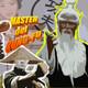 Master del Kung Fu CAP 4 GRULLA ATACA PITON
