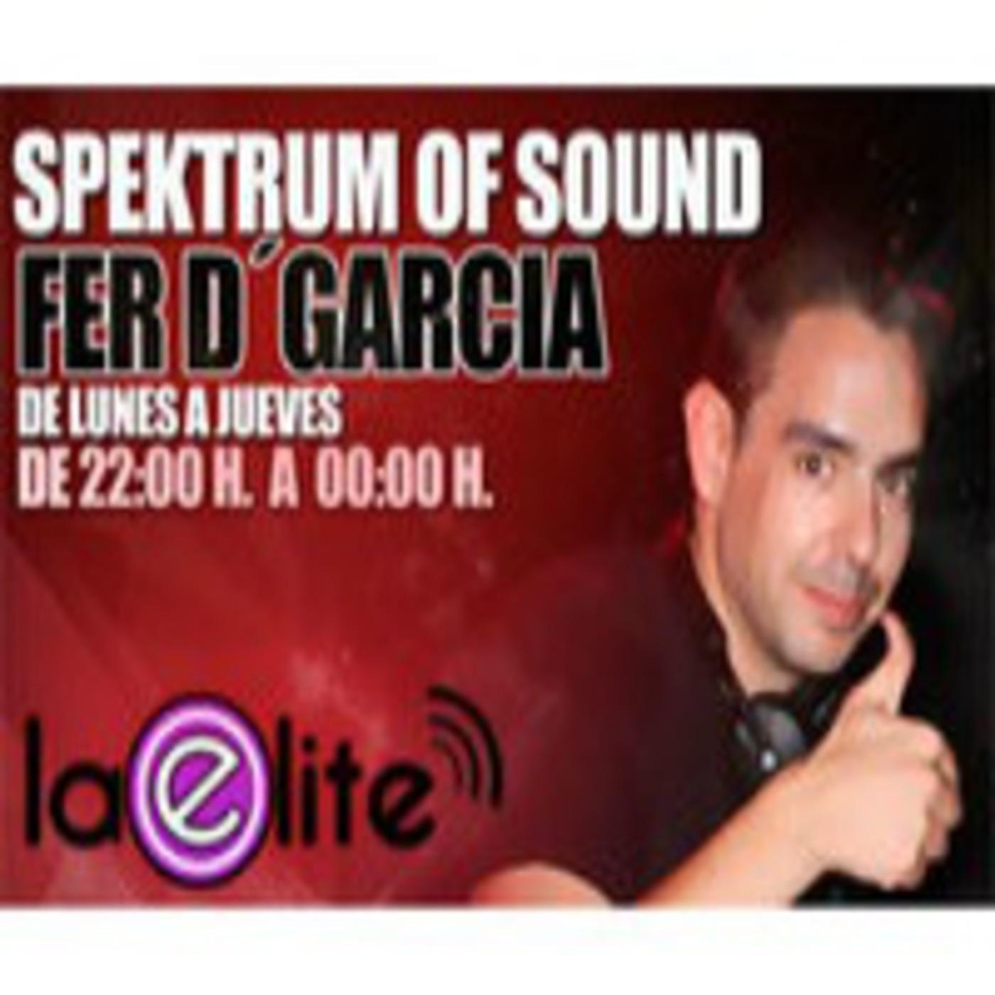 <![CDATA[Podcast Spektrum Of Sound FeR D'Garcia]]>