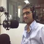 Mario Sabán en la radio