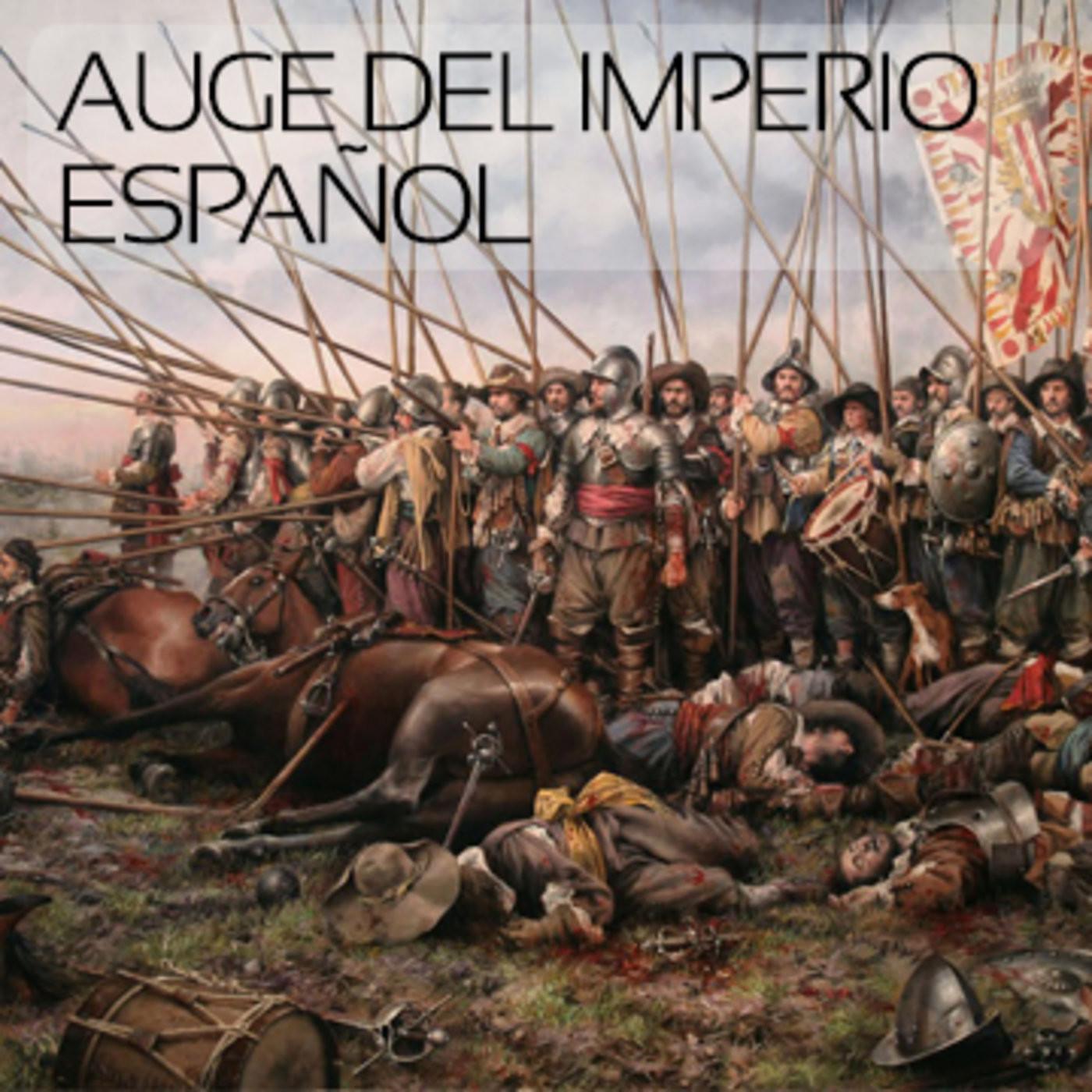 <![CDATA[Auge del Imperio Español]]>
