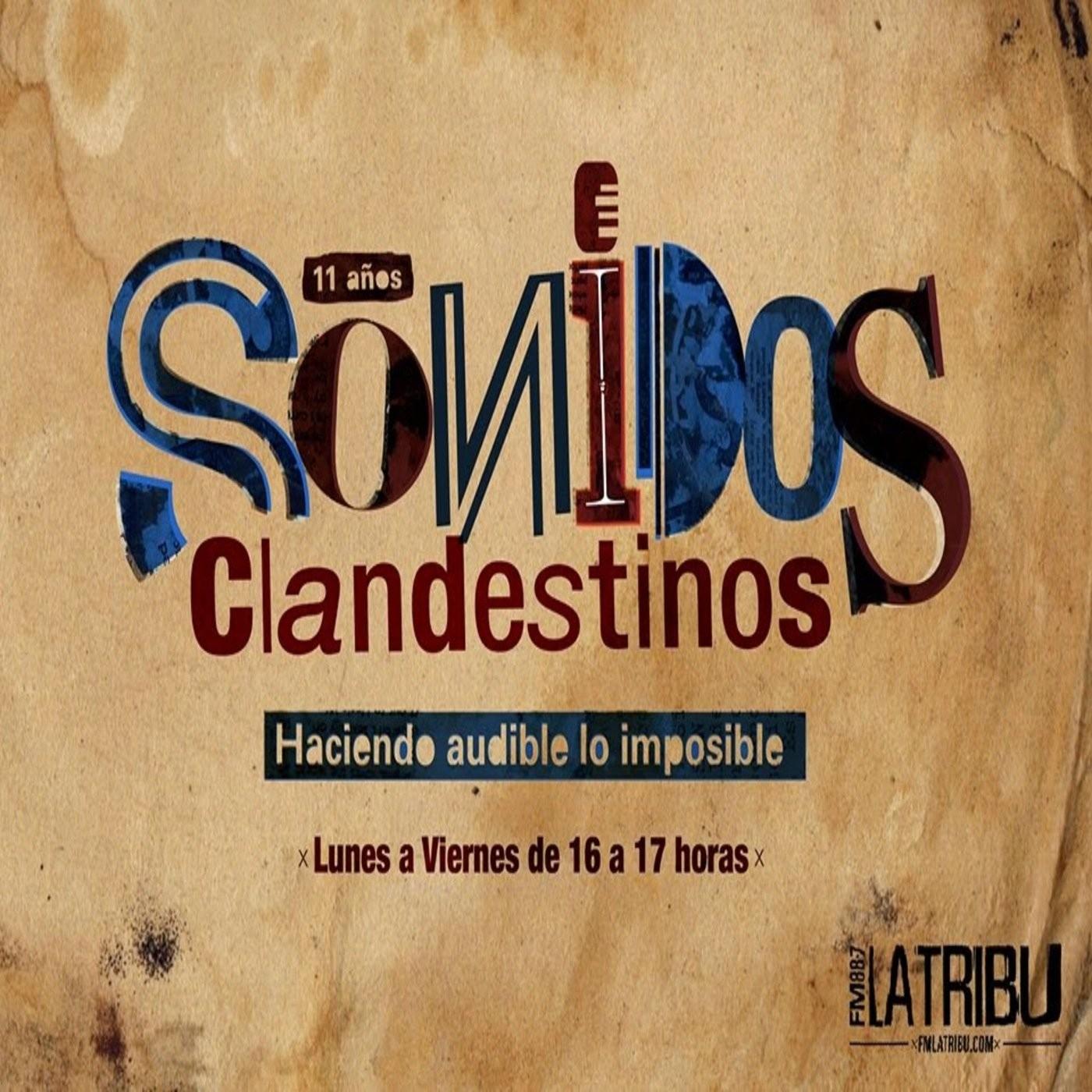 <![CDATA[Sonidos Clandestinos Entrevistas]]>