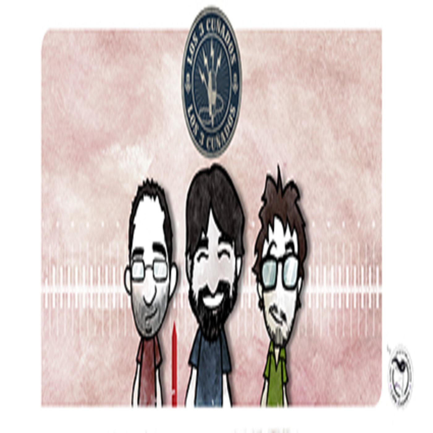 Logo de Podcast de Los3Cuñados