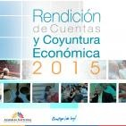 Rendición de Cuentas y Coyuntura Económica 2015