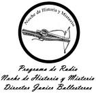 Podcast NOCHE DE HISTORIA Y MISTERIO