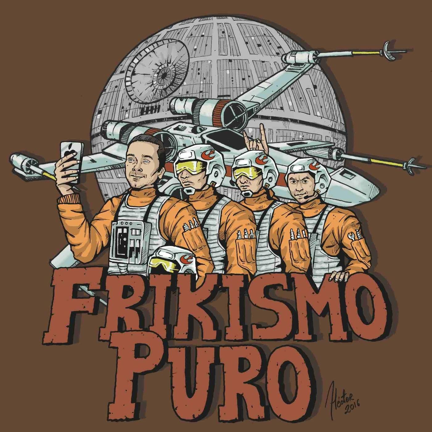 Logo de Frikismo puro