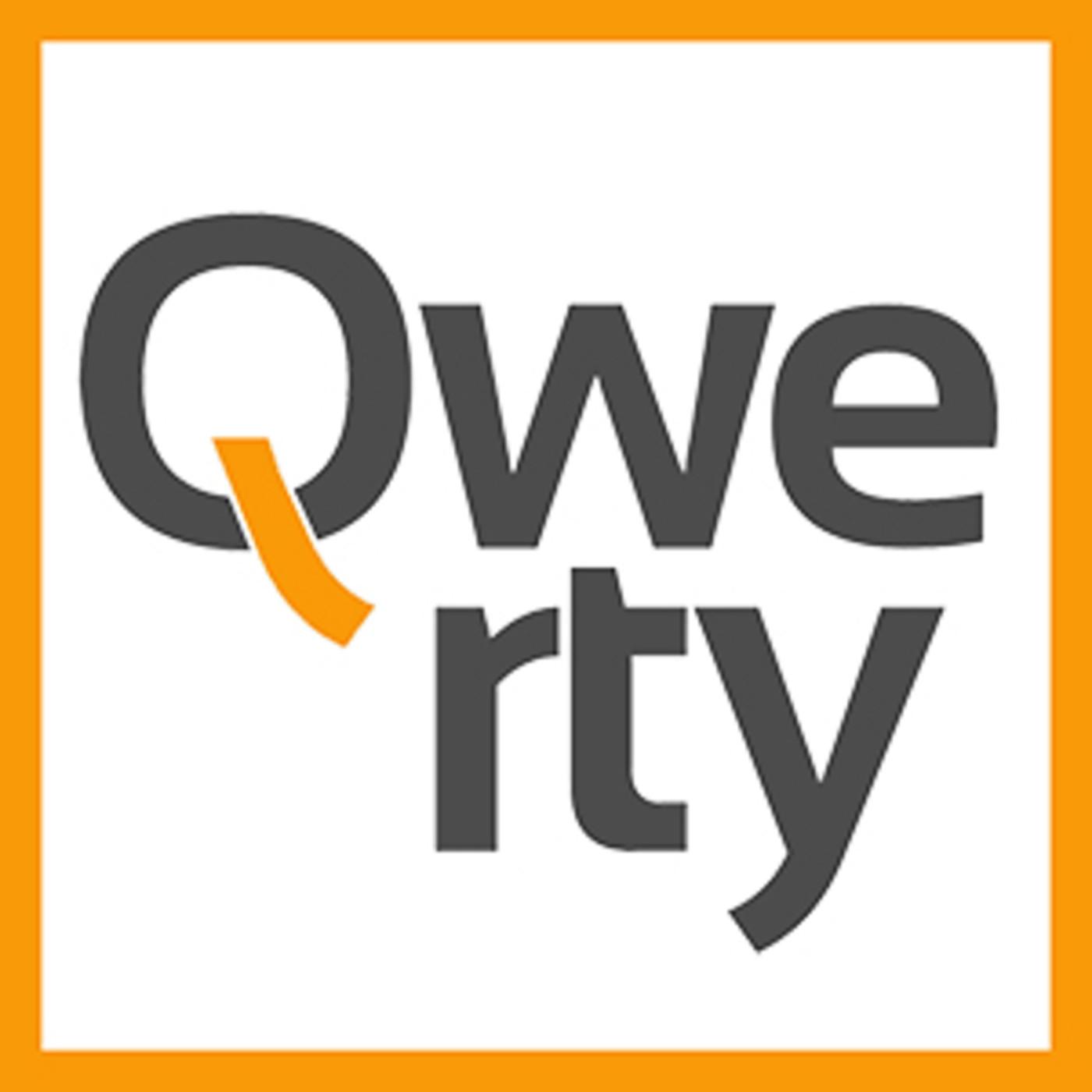Logo de Qwerty / Historias de la ciencia