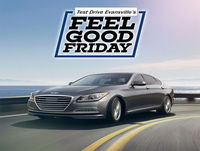 "Test Drive Evansville's ""Feel Good Friday!"""