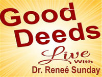 Andrea Stenberg Social Media Marketing Consultant & Coach shares on Good Deeds
