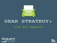 Dear Strategy: 020 Trusting Your Strategy