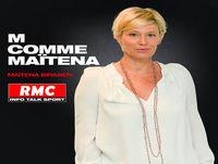 RMC : 19/10 - M comme Maïtena