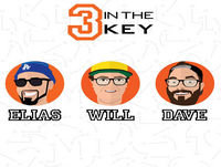 3 in the Key EP. 87: All Star Weekend and Amanda Gaetano from Canada Topflight Academy