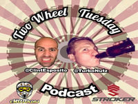 #45 Derek Cook Two Wheel Tuesday Podcast