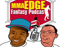 MMA EDGE DRAFTKINGS Fantasy Podcast: UFC on FOX 26 Lawler vs Dos Anjos