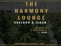 The Harmony Lounge - Episode 45 (5 Ways Trump can affect weed/ DC Coalition/ Rhode Island Legal)