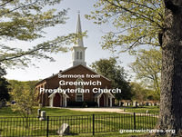 Sermons from Greenwich Presbyterian Church