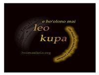 Kaipo Kaneakua - Leo Kupa Podcast #8