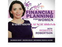 Rebecca Robertson Introduction to the show - financial planning for women
