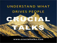 Crucial Talks Episode 28 Reduce Trauma with Communication - Deepwater Horizon and The Office