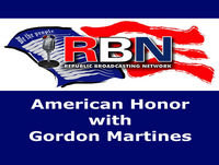 American Honor w/ Gordon Martines – October 21, 2017