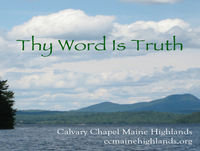 "Revelation 13:11 to 14:5 ""The False Prophet"""