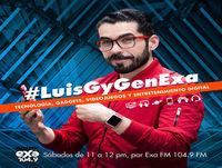 Chema Yazpik te cuenta sobre Narcos 3, el top 3 de series y Jan #LuisGyGenExa - 9/Septiembre