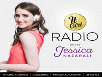 It Girl Radio Episode #44: Behind-the-Scenes with Jessica Nazarali