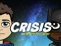 The Dramatic Pause Episode - Crisis On Infinite Podcasts #63