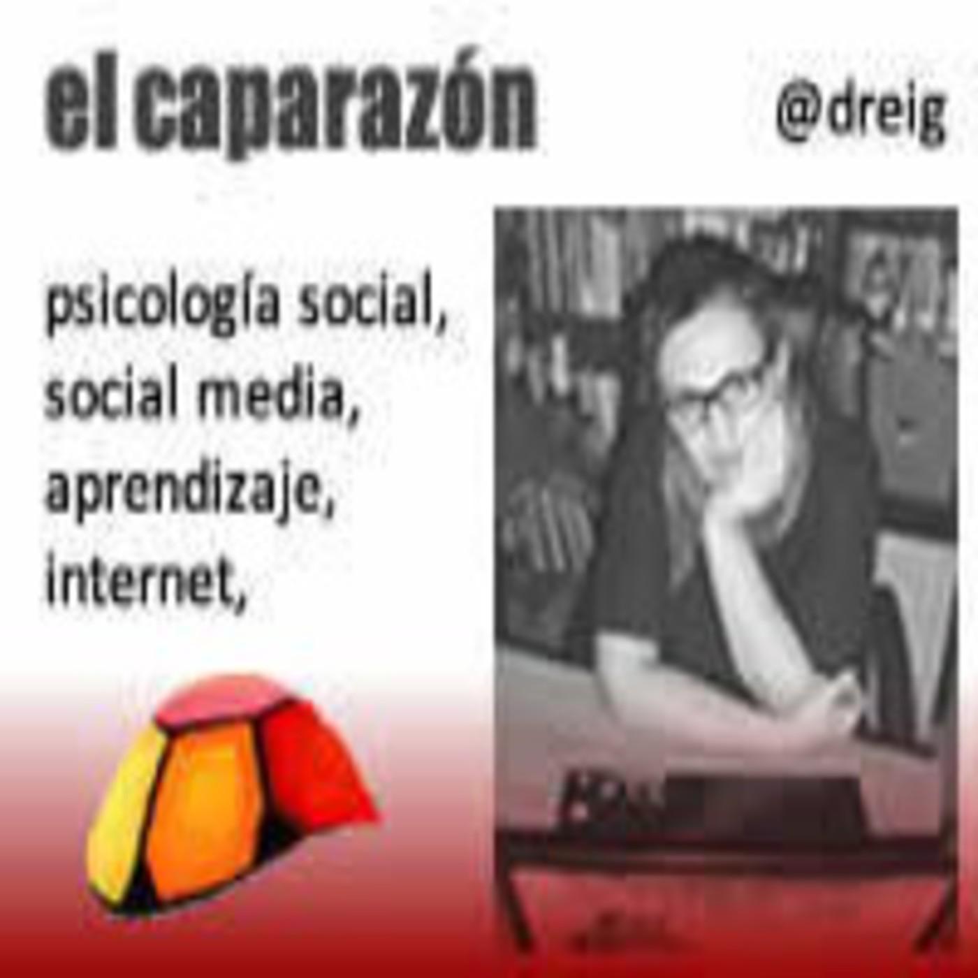 <![CDATA[Podcast El caparazon]]>