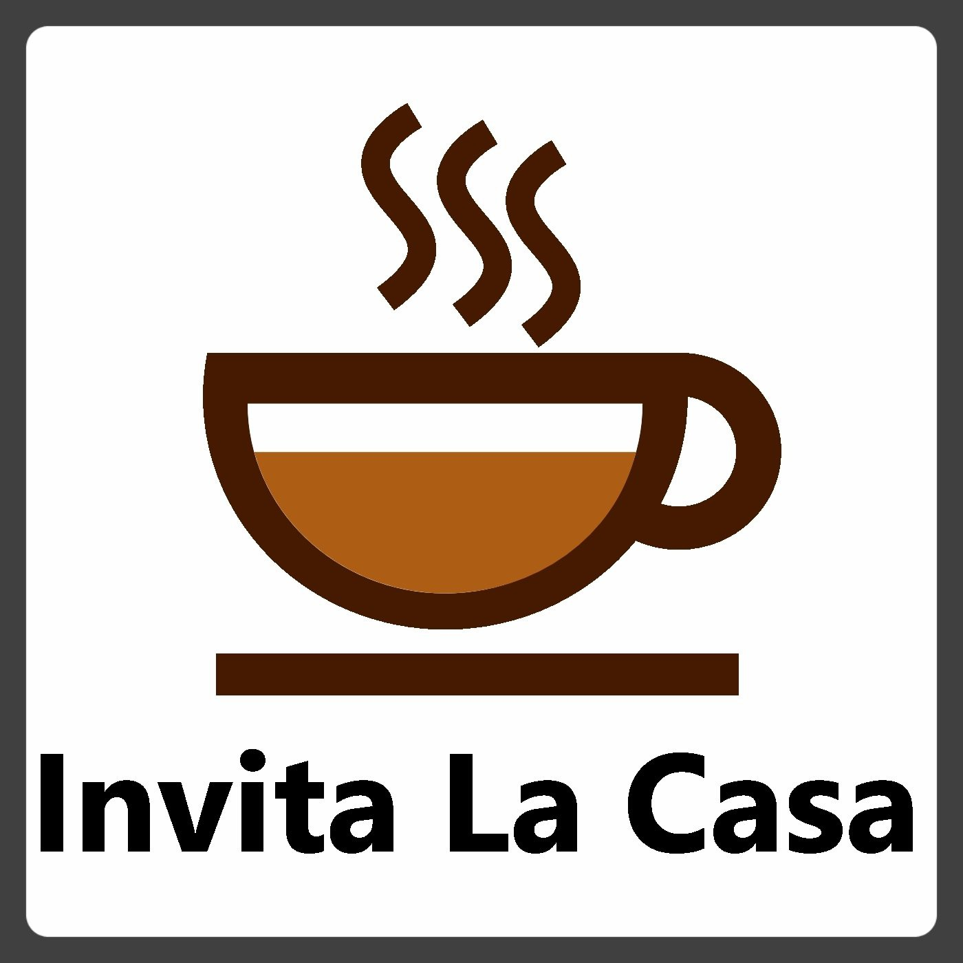 Logo de Invita La Casa Podcast