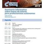 Seminario Informativo CMIC 2014