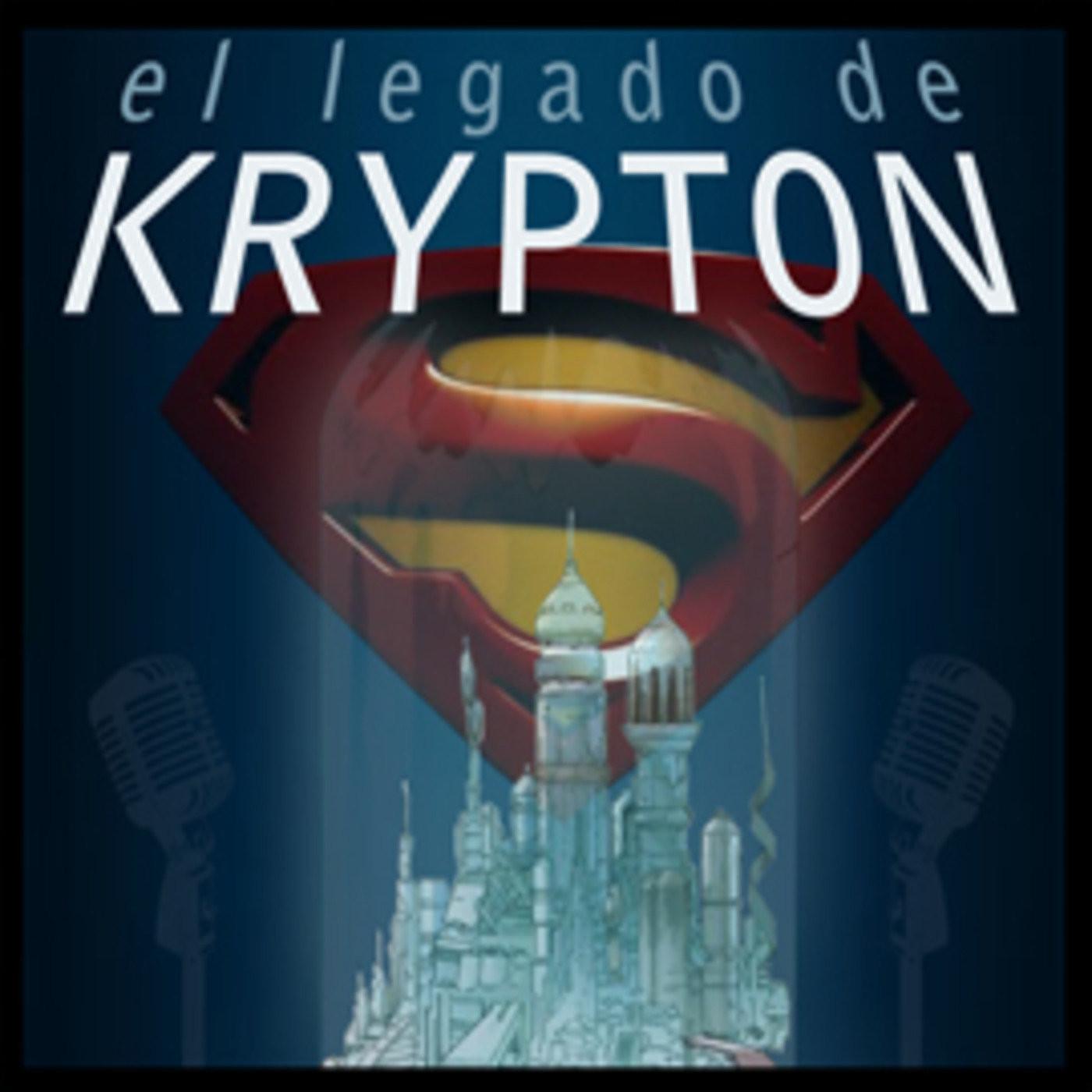<![CDATA[Podcast El legado de krypton]]>