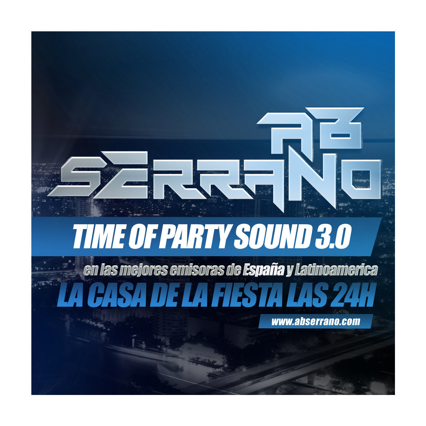 <![CDATA[TIME OF PARTY SOUND 3.0]]>