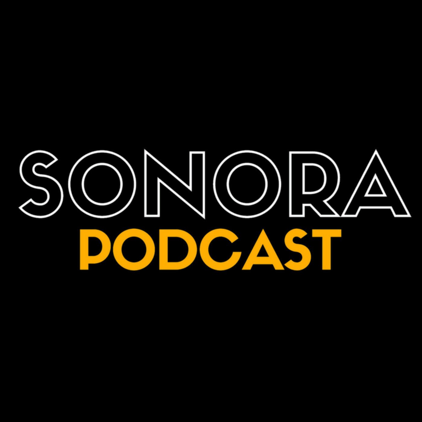 Logo de Sonora Podcast