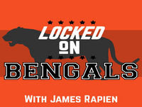 Locked on Bengals - 4/23/18 Dave Lapham talks all things NFL Draft