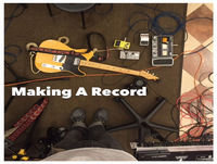 Making A Record EP27 - What Is The Big Deal With Vinyl? & Why CD's Make A Great Paperwight