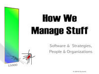 17300: Technology and Organization and the Season Ahead