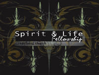 Spirit and Life's DNA Week Three
