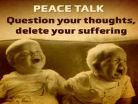 Peace Talk Episode 129: Hating Yourself or Feeling Guilty?