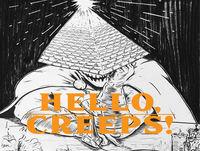 Hello, Creeps! Episode 33: Davel: Worm of Mars
