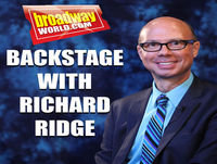 BACKSTAGE WITH RICHARD RIDGE- John Gallagher Jr.