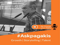#Askpagakis Podcast Ep-3: ReGeneration - Borrow my Brain Podcast