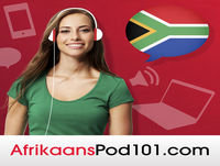 Afrikaans Vocab Builder #82 - Around Town