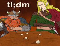 tl;dm - Episode 22 - Making and Using Backstories
